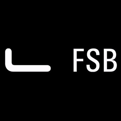 FSB logo black