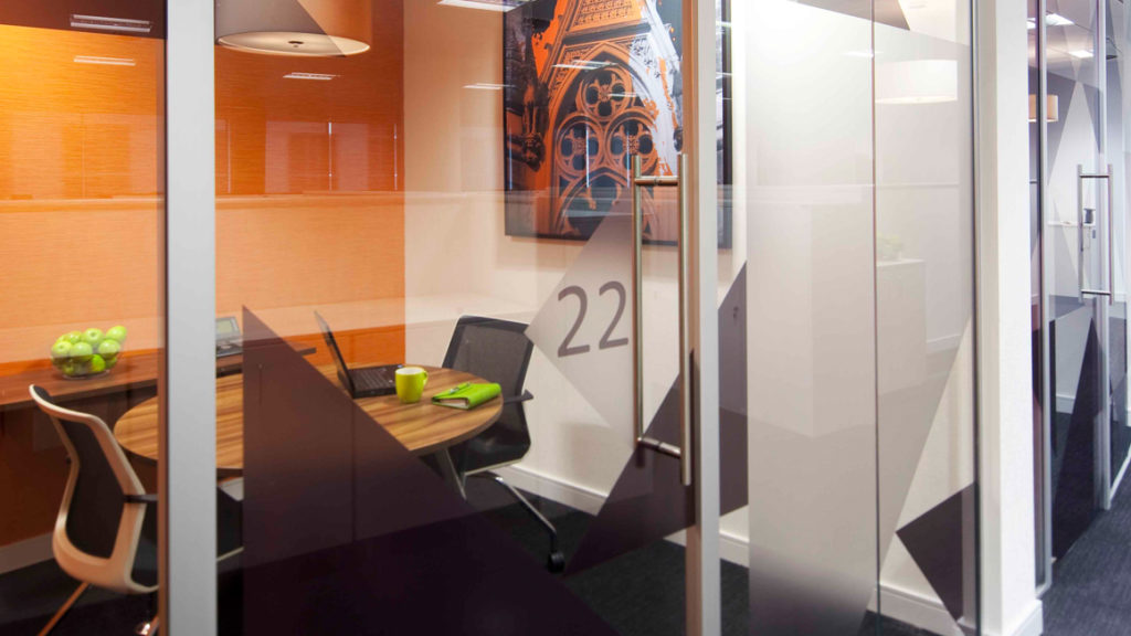 Harbrine at Twenty-five and Beyond commercial office interior