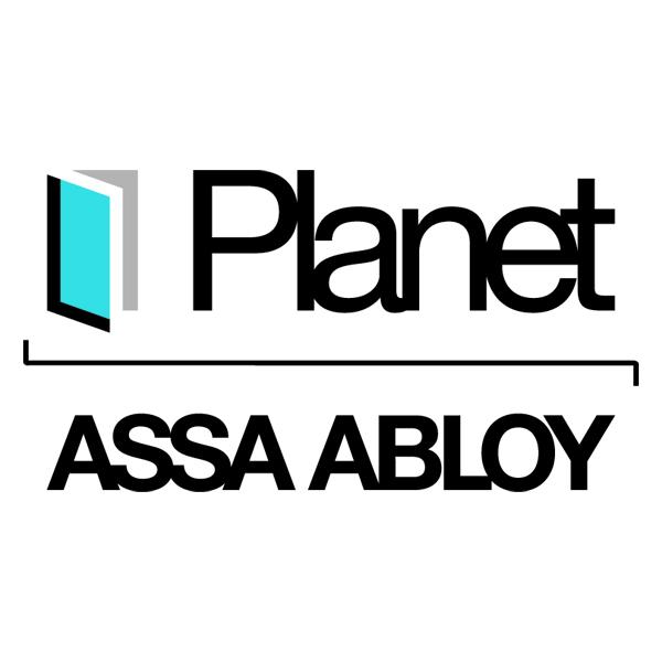 Planet Assa Abloy logo